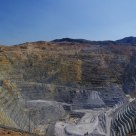 The Open Pit Copper Mine of Bingham Canyon