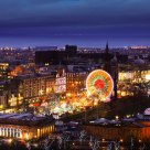 2012 New Year's Eve in Edinburgh