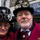 Mr and Mrs Steam Punk