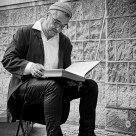 Dom Herbert, conteur et liseur public