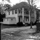 Old Antebellum House