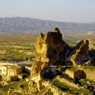 Cappadocia-Small castle
