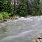 Black Iskar river