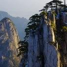 Beautiful Huangshan Mountain