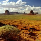 Late summer, Monument Valley