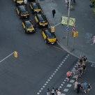 Diagonales en la ciudad