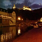 Vianden by night