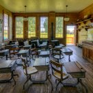Lacoochee One Room School - 1928