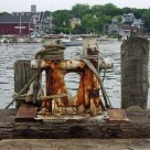 Old wharf -- from a time gone by