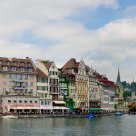 Corner of Luzern