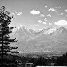 Nevado Chachani volcano
