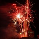 Canada Day fireworks July 1 2012