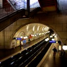 subway of paris