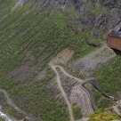 Viewpoint / Trollstigen / Norway