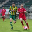 Women soccer ADO vs Twente