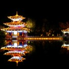Night View of Lijiang