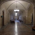 The Corridor of the Michigan Law School Building