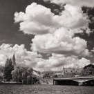 Konstanz & clouds