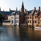 Chateau lacustre