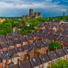Durham, from the train
