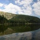 Creator Lake, west side