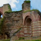 Roman baths of Trier