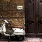 Classic moto