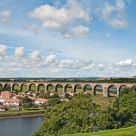 Berwick-upon-Tweed rail bridge