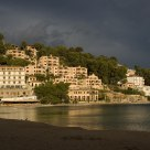 Port de Sóller in the morning