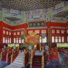 Piyong Palace (辟雍) in Imperial Academy (国子监) Interior