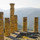 Apollo Temple at Delphi