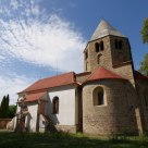 Romanian church in eznovice