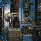 Metal factory details