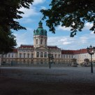 Early-evening view of Schloss Charlottenburg