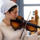 Medieval actress