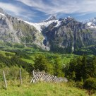 Swiss Mountainscape