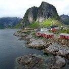 Hamnoy, Lofotes, Norway