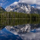 Reflections on String Lake