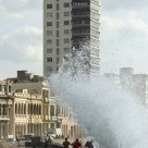 Waves at Malecon
