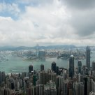 Peak of Hong Kong