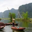 Vietnamese Sampan