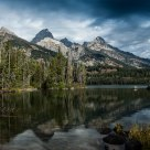 Taggart Lake Grand Teton