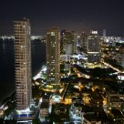 Gurney Drive At Night