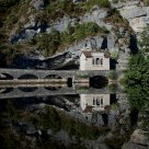 Mirror at Cahors