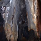 Nature Formed Rock Inside Puerto Princesa Underground River