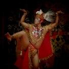dayak dancing