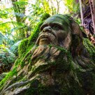 Sculpture in William Ricketts Sanctuary