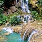 Waterfall Tat Kuangsi