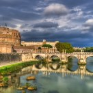 Castel San't Angelo HDR
