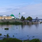  Volga River. Cheboksary. Russia.